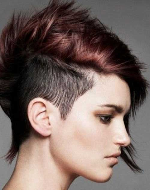Shaved Pixie Cut-14