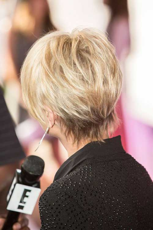 15 Pixie Cut Back View Pixie Cut Haircut For 2019