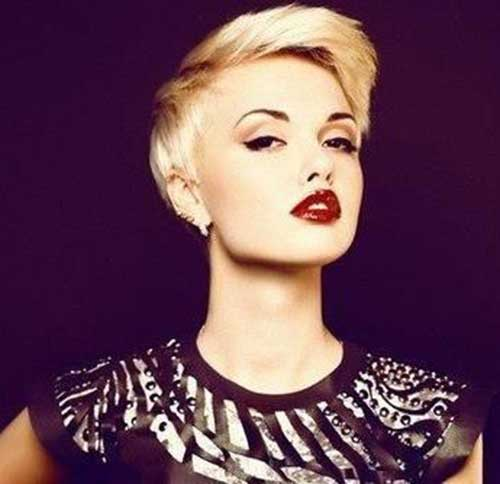 Pixie Cuts for Round Faces-15