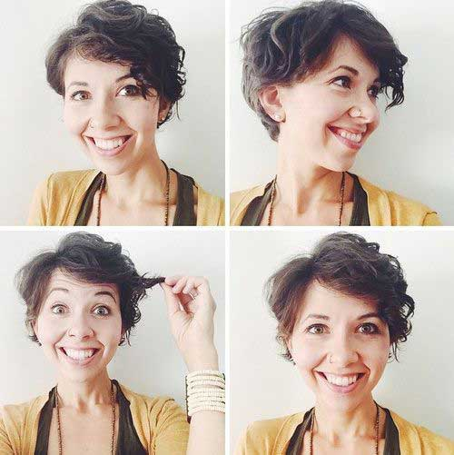 Short Curly Pixie Hairstyles-15