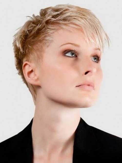 Short Pixie Hairstyles 2015-16