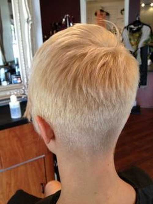 Pixie Cut Back View-17