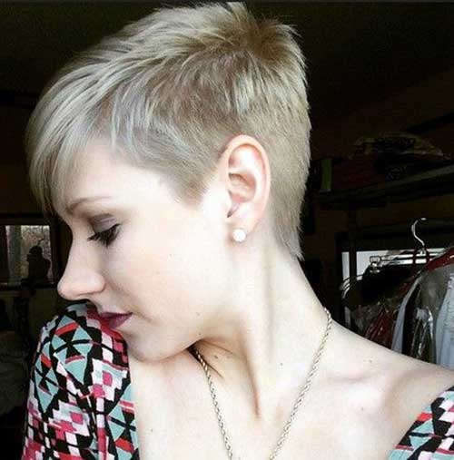 Shaved Pixie Cut-18