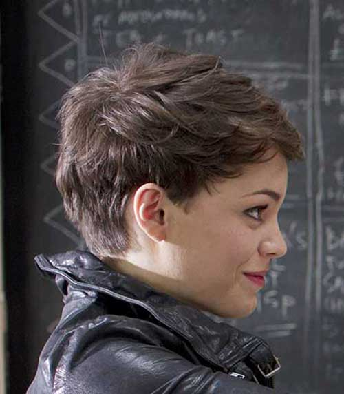 Short Dark Pixie Hairstyles-18