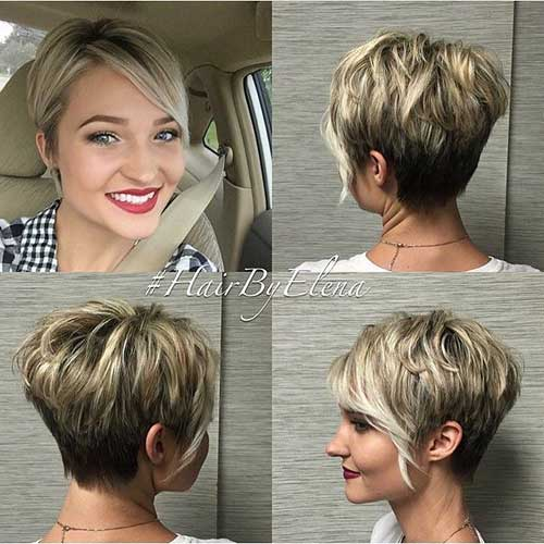 Pixie Hairstyles 2015-20