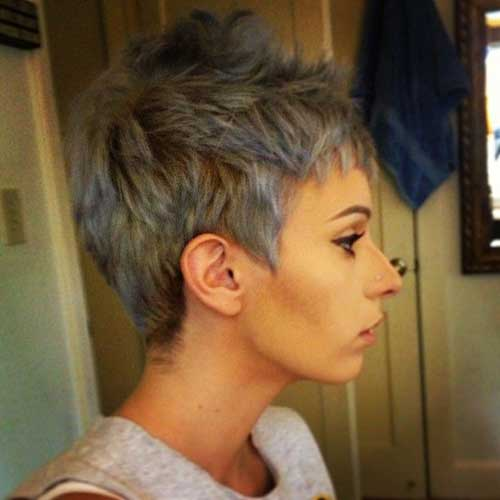 Spiky Pixie Hairstyles-20