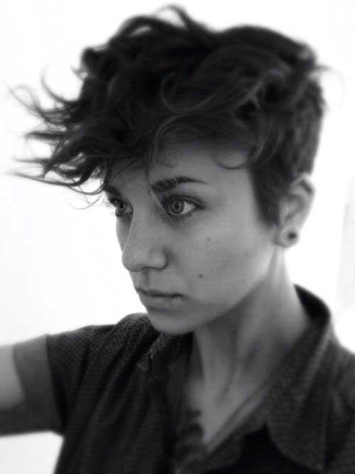 2015 Pixie Haircuts