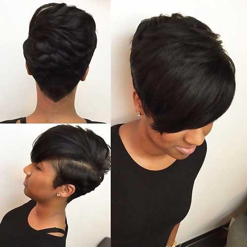 Short Dark Pixie Hairstyles-24