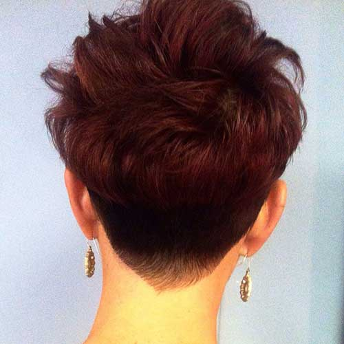 Pixie Cut Back View-6