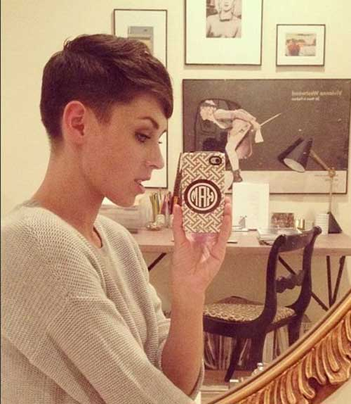 Short Pixie Hairstyles 2015-6