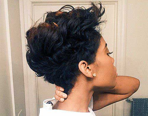 15+ Pixie Cuts for Black Women