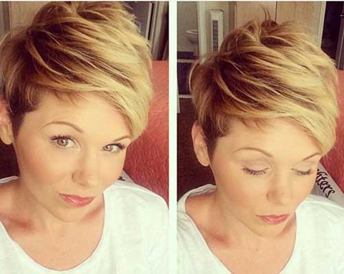 Cute Short Pixie Cuts