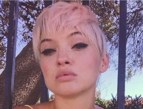 20+ Pink Pixie Cuts