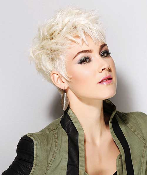 Best Pixie Hair