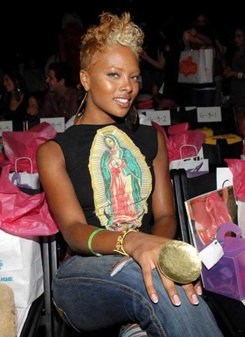 Pixie Cut for Black Women