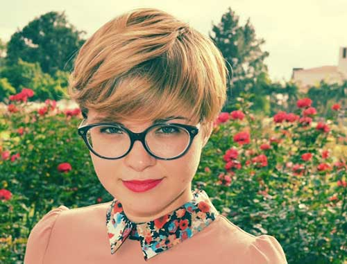 20 Latest Pixie Haircuts with Bangs