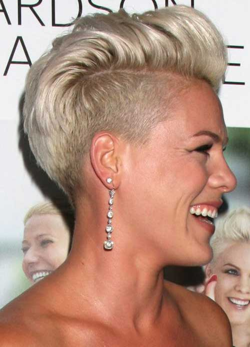 Undercuts Pixie Cuts for Badass Women-10