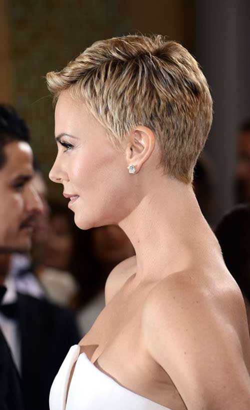 Charlize Theron Pixie Haircuts-10