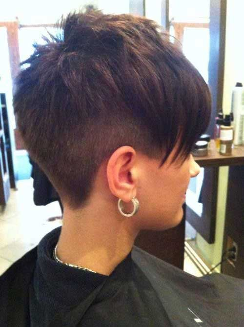 Undercuts Pixie Cuts for Badass Women-11