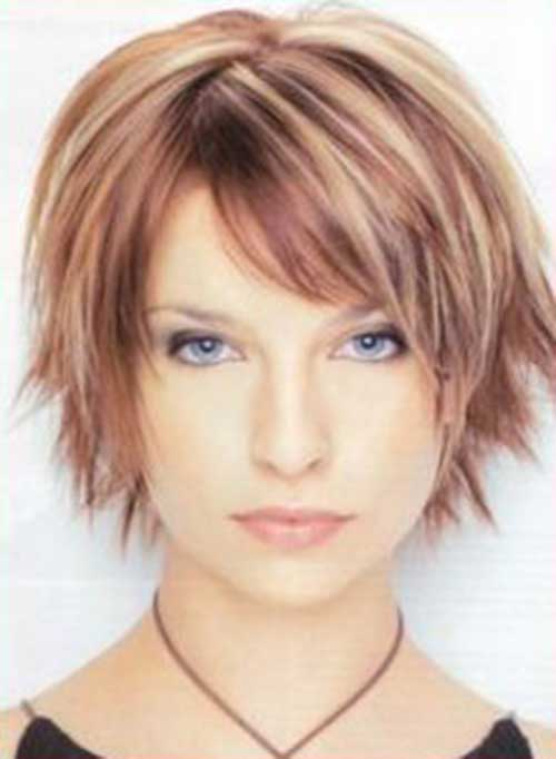 Long Pixie Hairstyles with Bangs-11