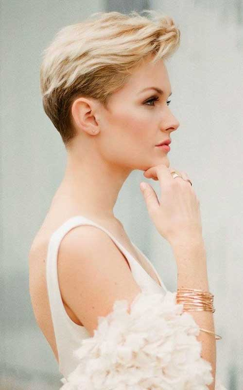 Undercuts Pixie Cuts for Badass Women-12
