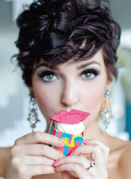 Wedding Hairstyles for Pixie Cuts-14