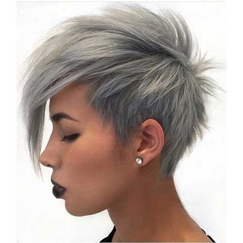 Short Funky Pixie Hairstyles-15