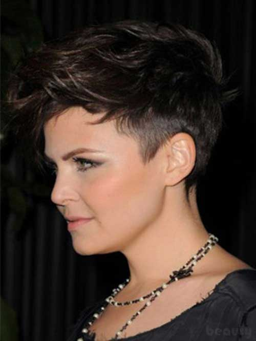 Undercuts Pixie Cuts for Badass Women-16