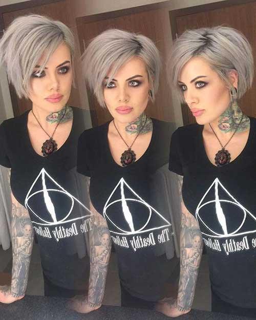 Pixie Haircut for Gray Hairs-18