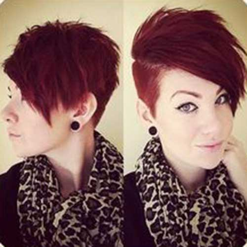 Newest Short Pixie Haircuts-19