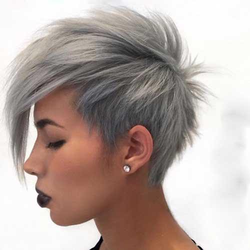 Pixie Haircut for Gray Hairs-19