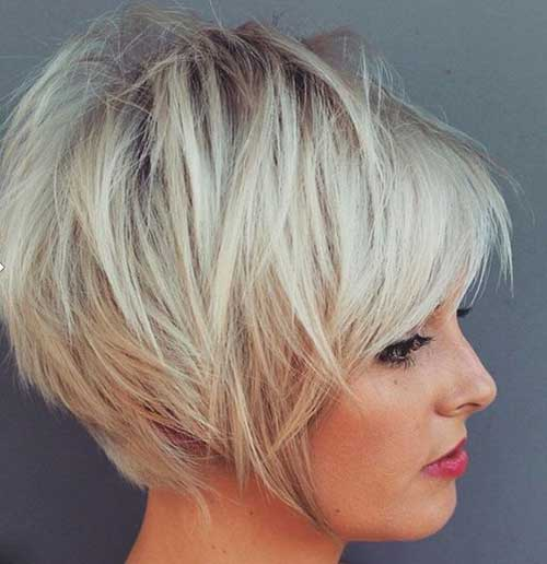 Short Funky Pixie Hairstyles-19