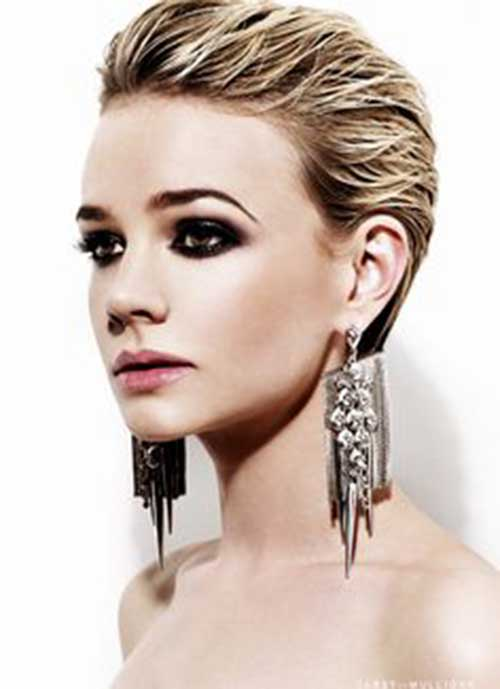 Newest Short Pixie Haircuts-21