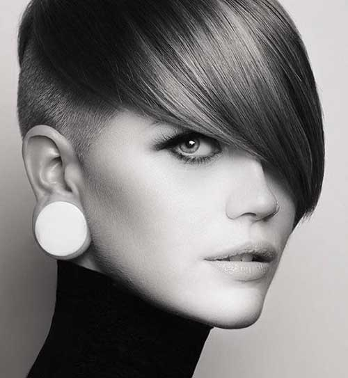 Short Funky Pixie Hairstyles-21