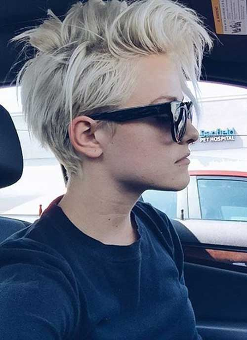 Short Funky Pixie Hairstyles-22