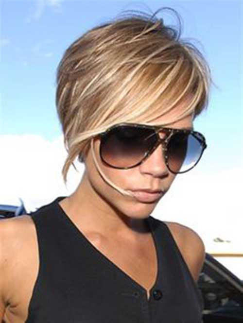 Long Pixie Hairstyles with Bangs-23
