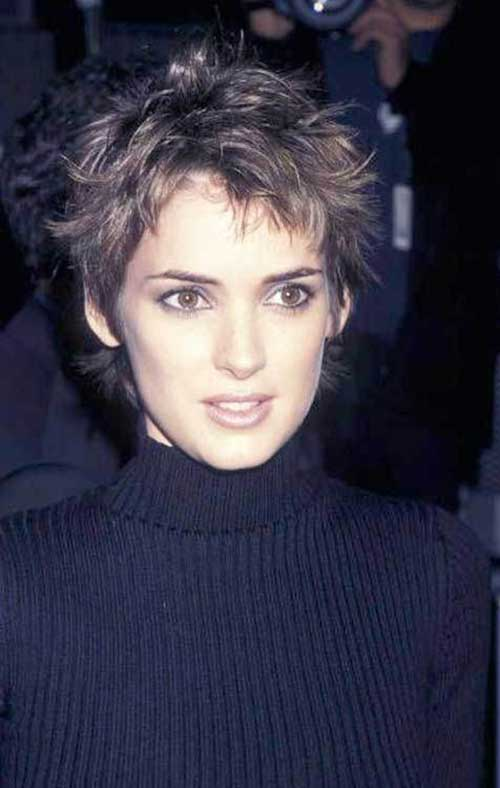 Messy Pixie Hairstyles-23