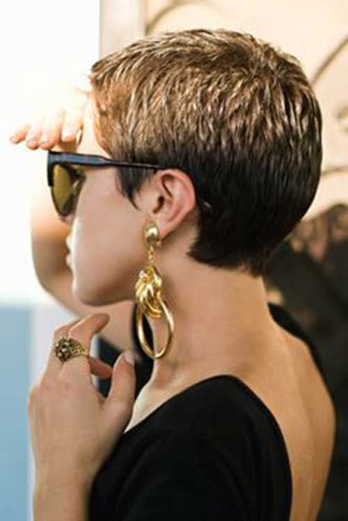 Newest Short Pixie Haircuts-24