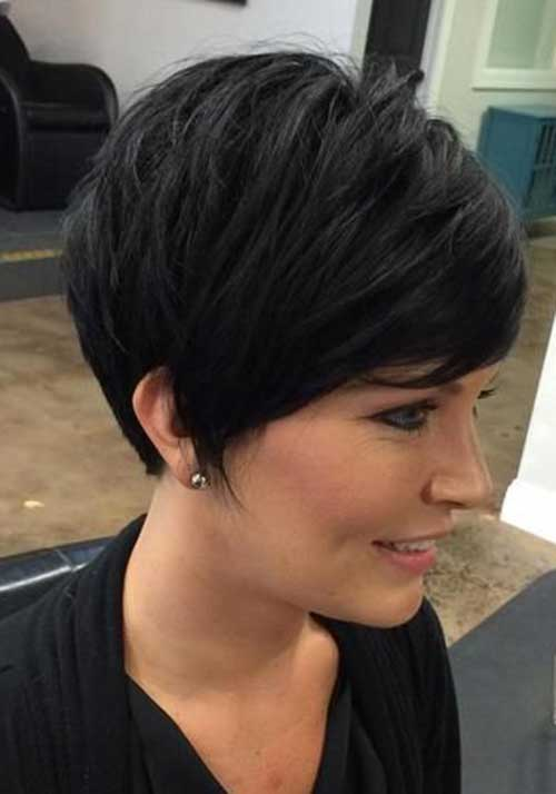 Pixie Haircut for Black Hairs-27