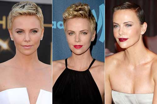 Charlize Theron Pixie Haircuts-8