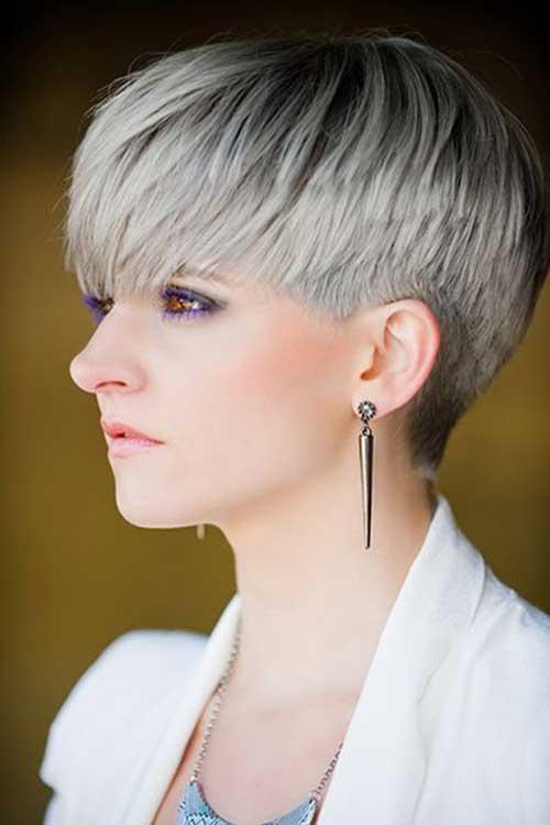 Pixie Haircut for Gray Hairs-8