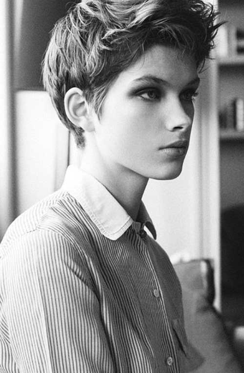 Messy Pixie Hairstyles-9