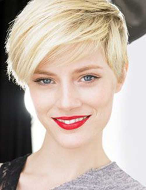 Newest Short Pixie Haircuts-9