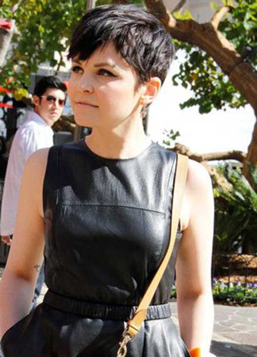 Pixie Haircut for Black Hairs-9