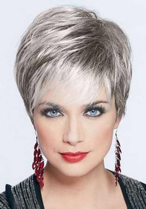 Pixie Haircut for Gray Hairs-9
