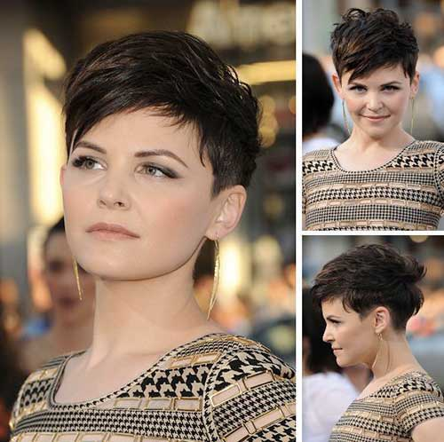Short Funky Pixie Hairstyles-9