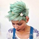 25+ Messy Pixie Hairstyle