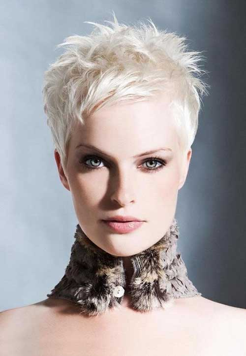 Cool Funky Pixie Haircuts
