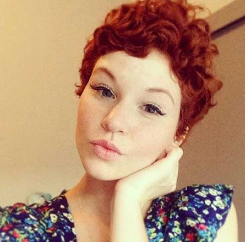 Pixie Cuts for Curlies