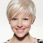 35 Pixie Cut with Fringe